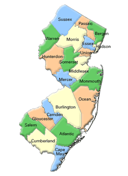 County Bail Bonds   Pennsylvania